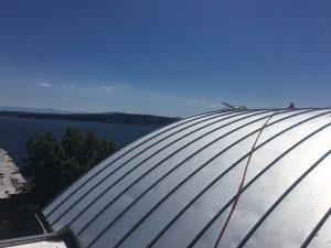 Window cleaning in Seattle - Triplex
