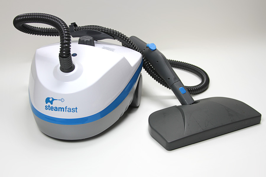 Does steam cleaning work for windows cleaning?