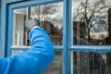 Professional Window Washers 8 Skyscraper Window Cleaning