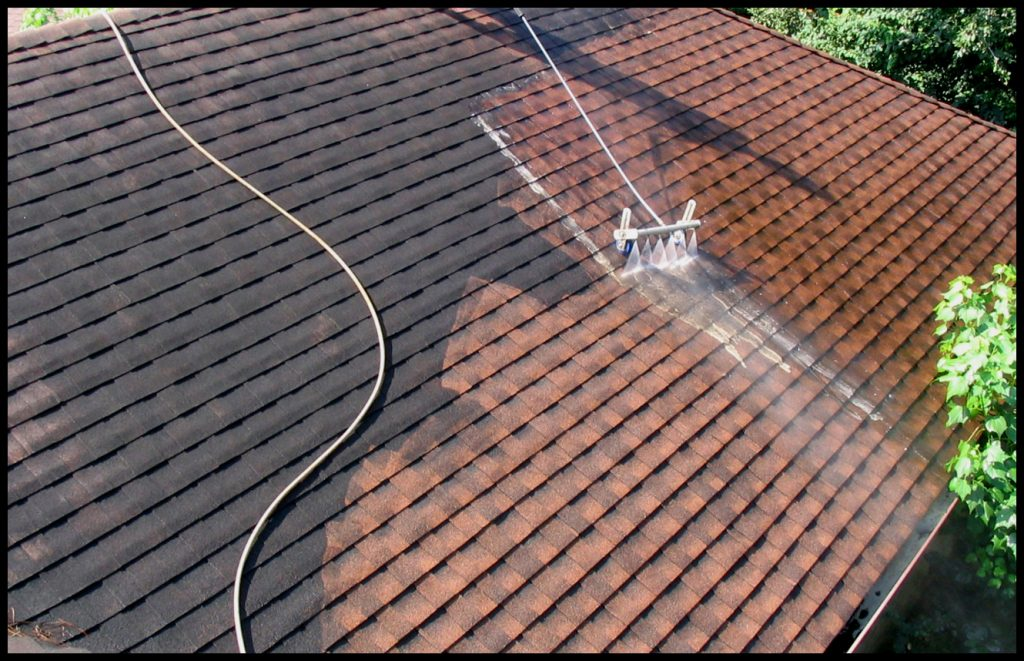 4.What is the difference between pressure washing and power washing?