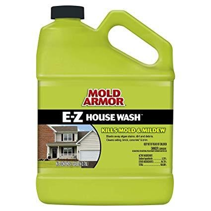 Most used pressure washing detergents
