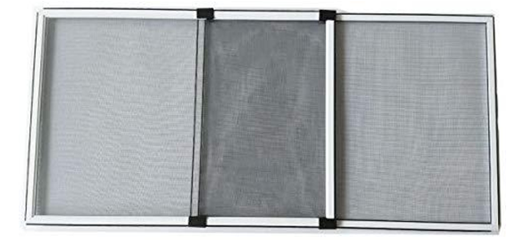 clean window screens