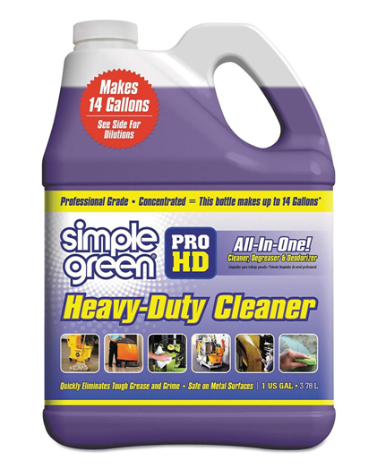 What is the best pressure washer detergent?